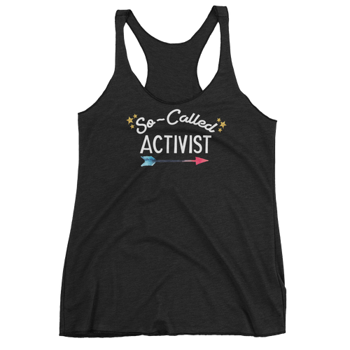 So-Called Activist Ladies Tank