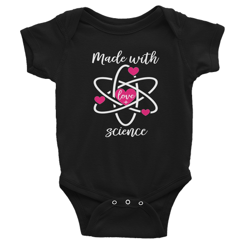 Made with Love + Science Baby Bodysuit