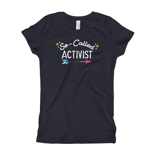So-Called Activist Girls Tee