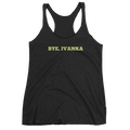 BYE, IVANKA Ladies Tank
