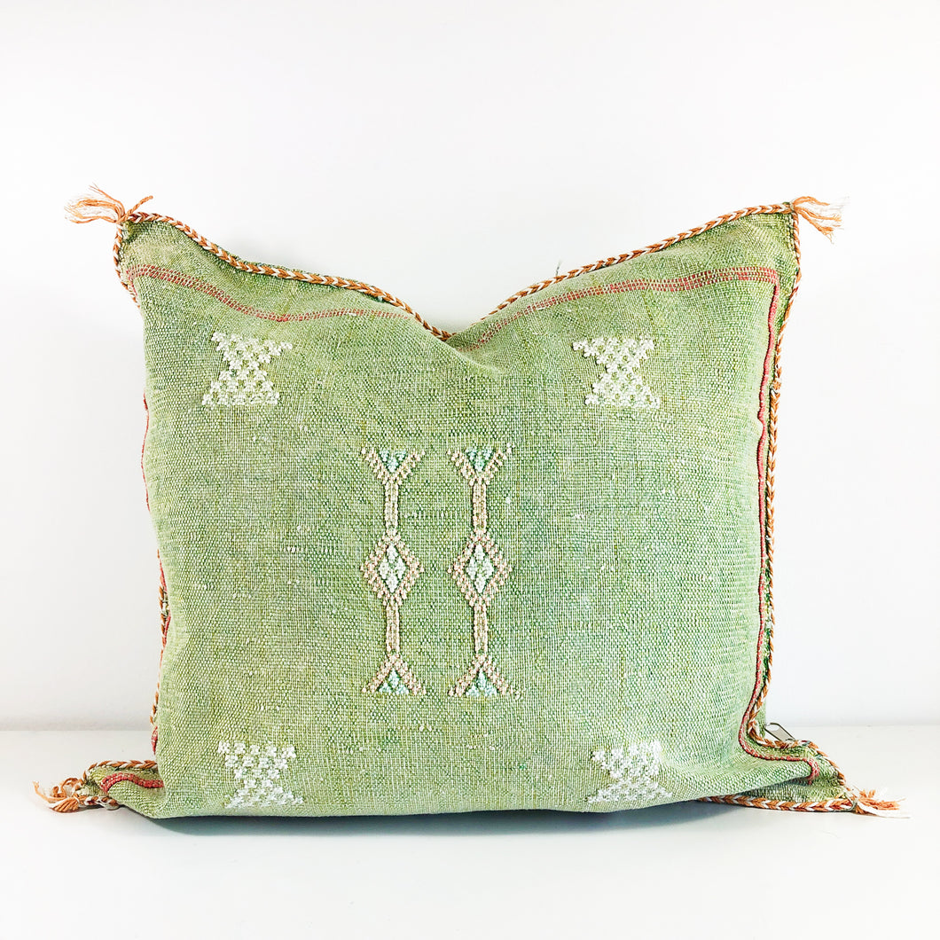 Sabra Silk Pillow