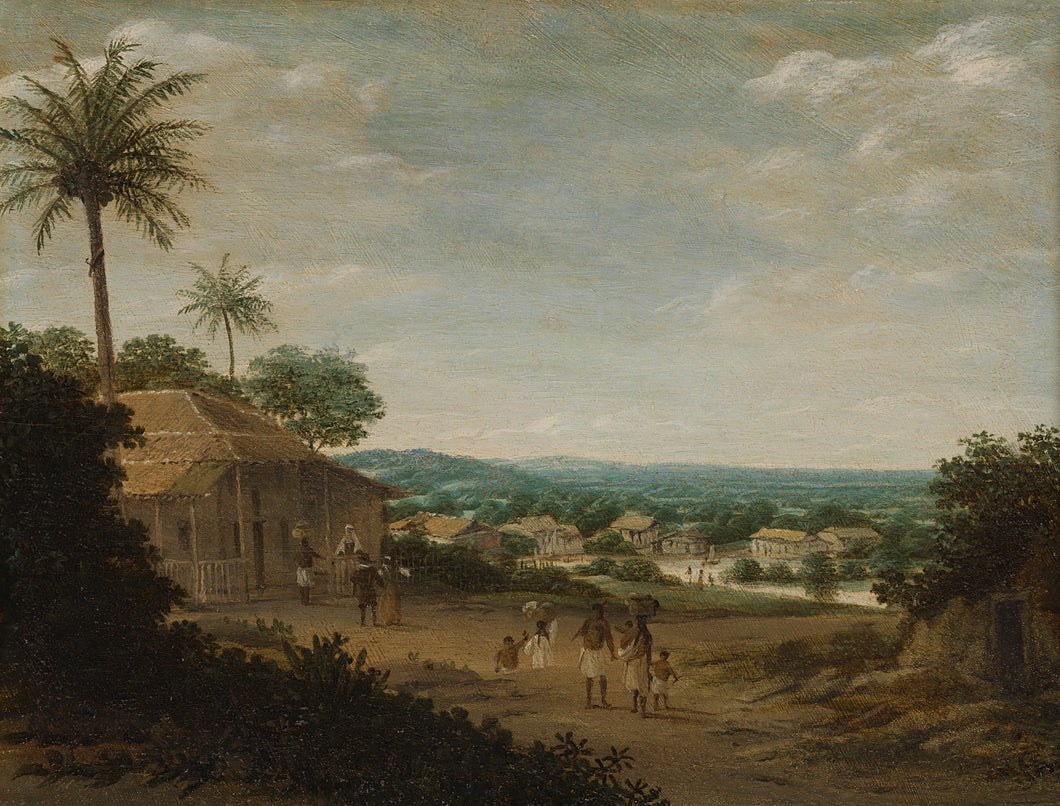 Brazilian Village - Digital Download