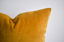 Velvet Pillow - Gold