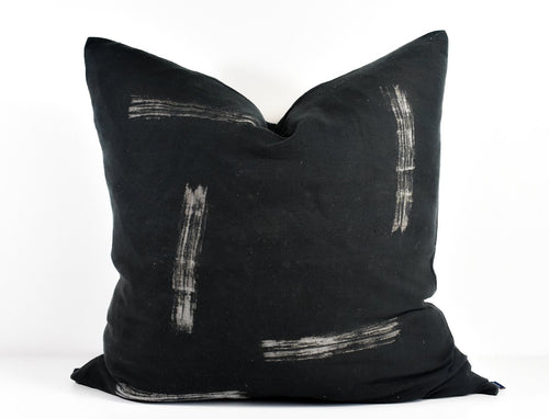 Brush Stroke Pillow