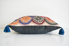 Rani Vintage Indian Pillow