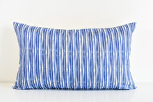 Watercolor Stripes Pillow