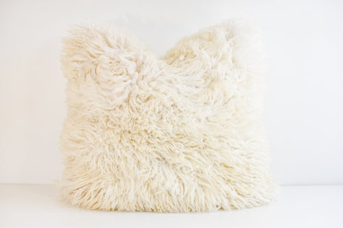Punco Pillow - Cream
