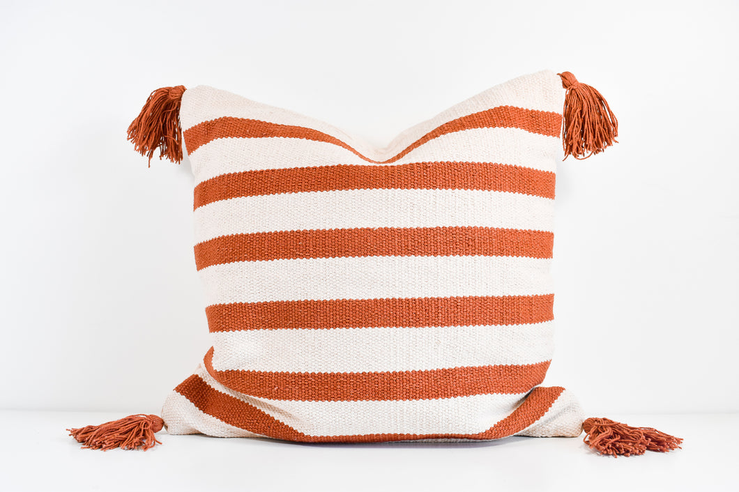 Milana Pillow - Rust
