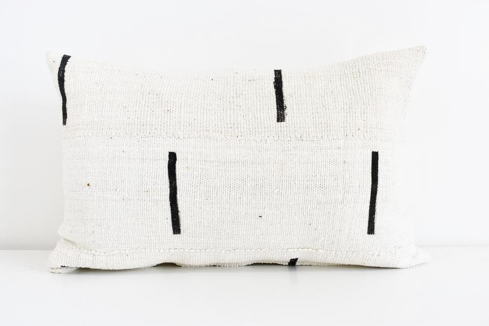 Copy of African Mudcloth Lumbar Pillow
