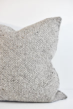Large Lora Pillow - Gray