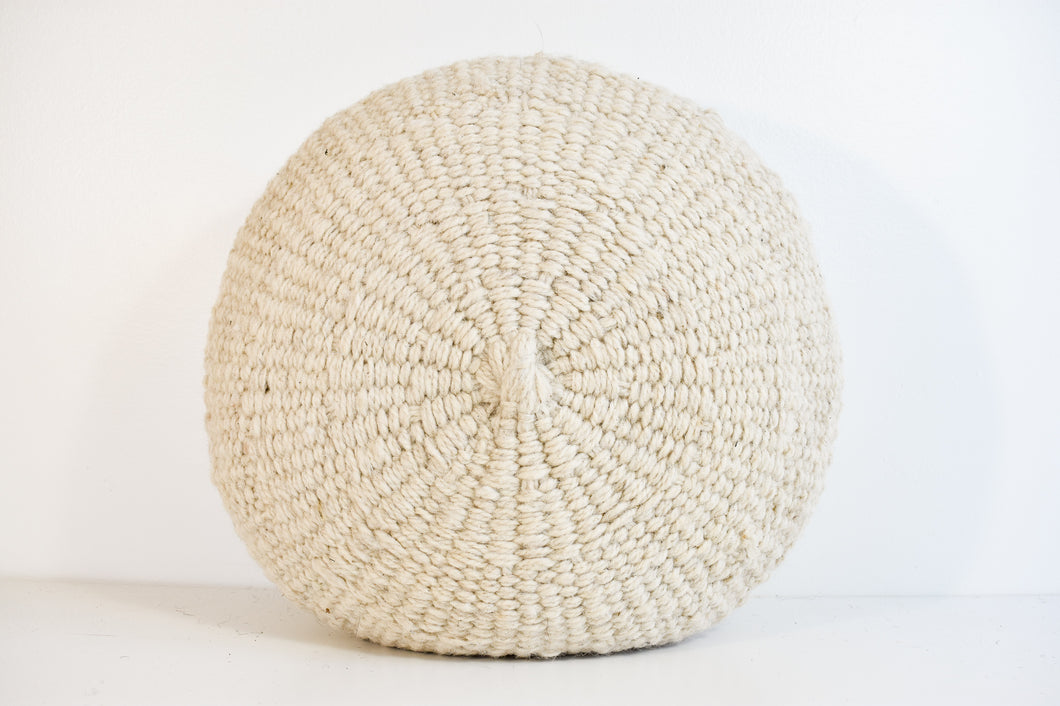 Mara Pillow - Cream