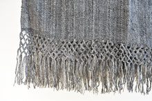 Aire Alpaca Throw - Charcoal