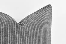 Striped Sashiko Pillow