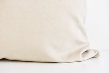 Velvet Lumbar Pillow - Buckwheat