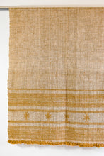 Indian Bhujodi Throw -Ochre