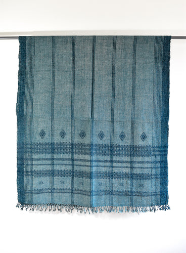 Indian Bhujodi Throw - Ocean