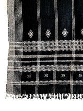 Indian Bhujodi Throw- Black