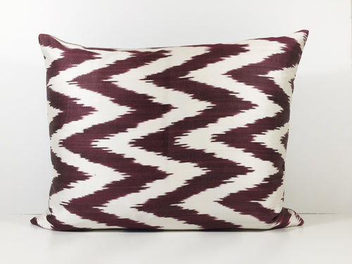 Turkish Ikat Pillow
