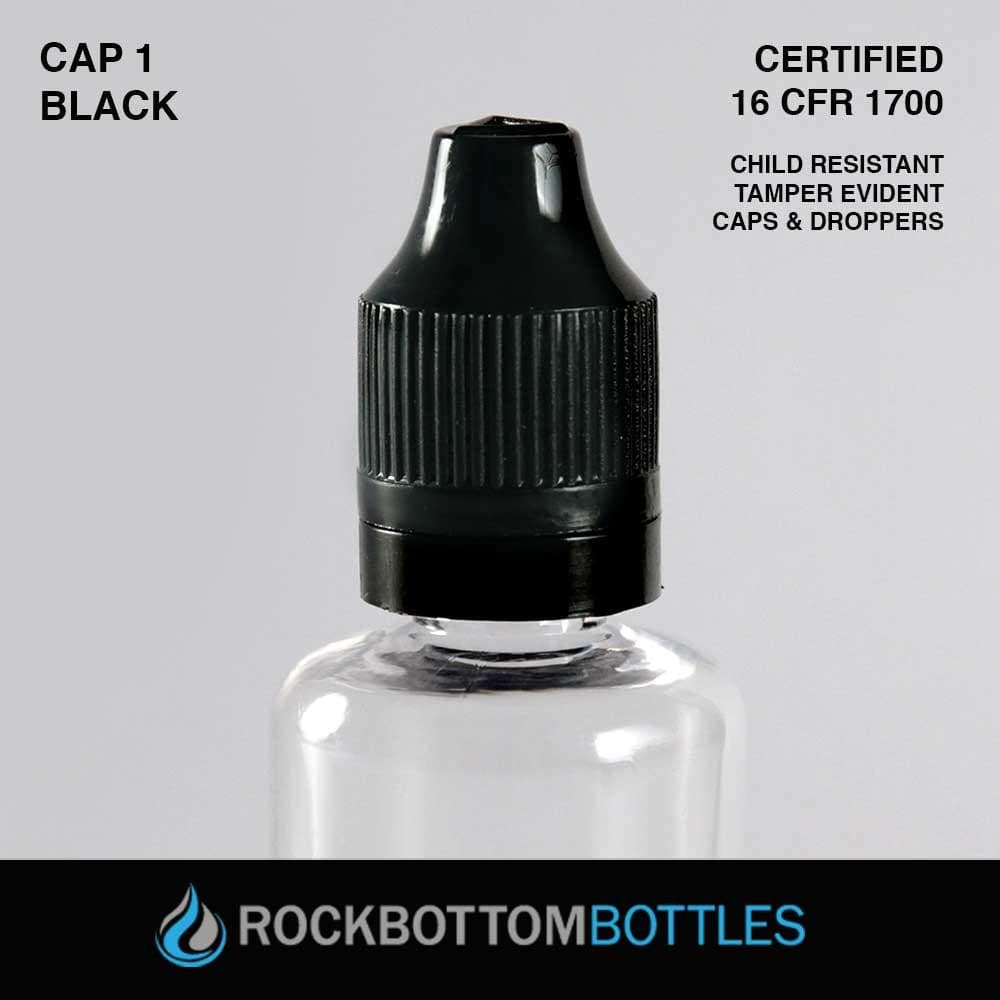 100mL - PE Bottle - Rock Bottom Bottles / Packaging Company LLC