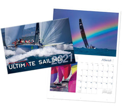 2021 Ultimate Sailing Calendar spread
