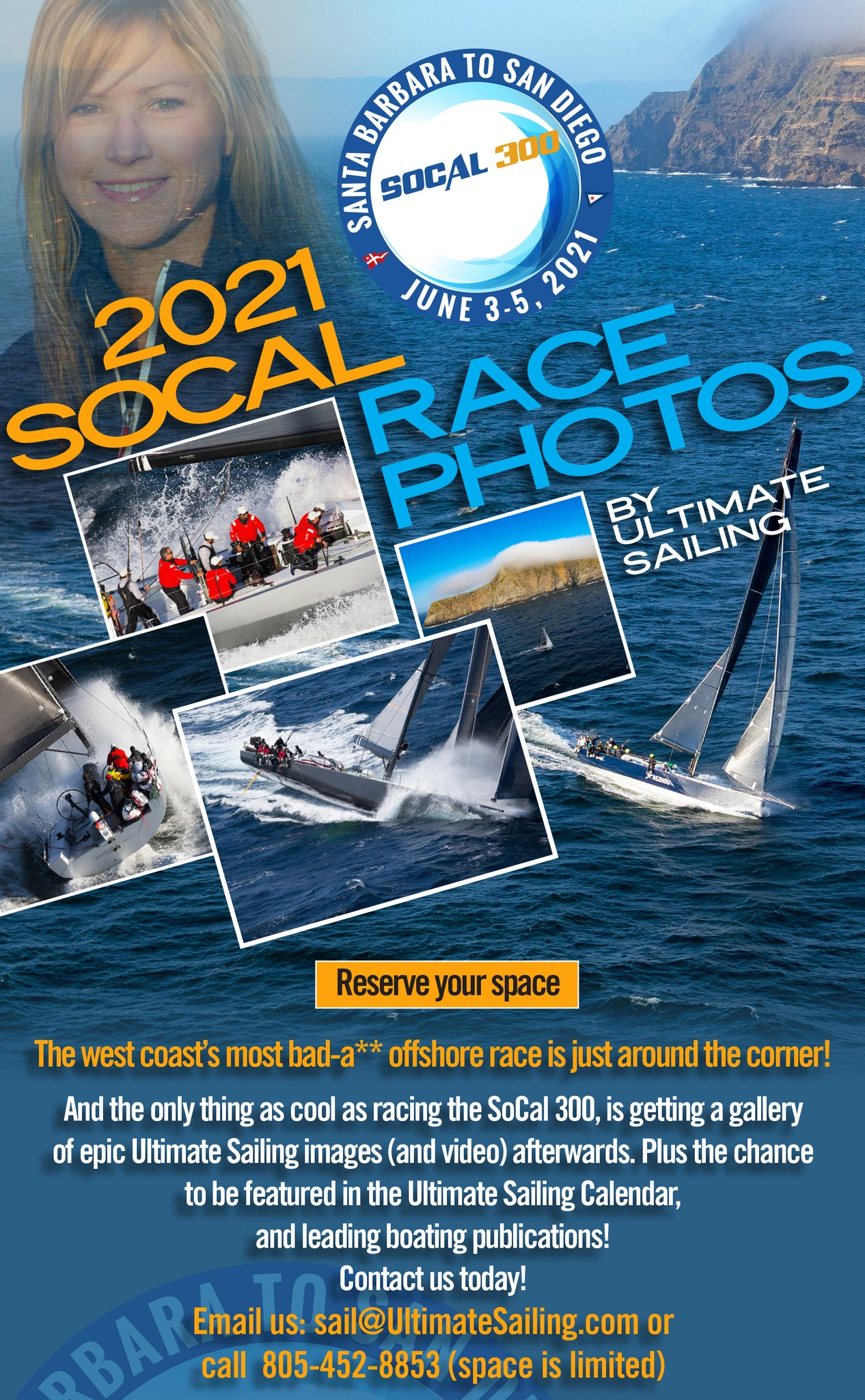 Ultimate Sailing Photo Coverage of SoCal 2021