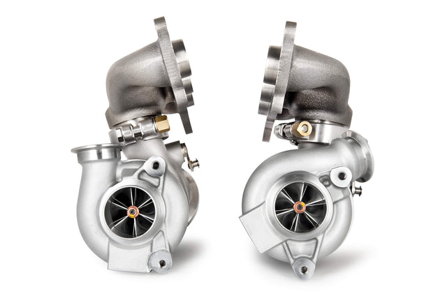 TR Twin Turbo Upgrade for BMW N54