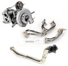 TR GTX2971 Ball-Bearing Twin Scroll Turbo Kit for Subaru 02-07 WRX & 04-18 STi
