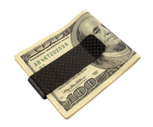 Dry Carbon Fiber Money Clip