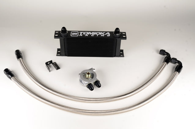 TR Subaru WRX/STi 2008+ Oil Cooler Kit With Thermostat