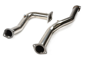TR J-Pipe for the 2015+ Subaru WRX 6-Speed MT
