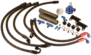 TR Subaru STi Top Feed Fuel Rail Kit