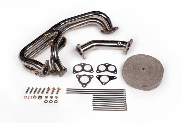 TR Equal Length Exhaust Manifold w/ Up-pipe for Subaru
