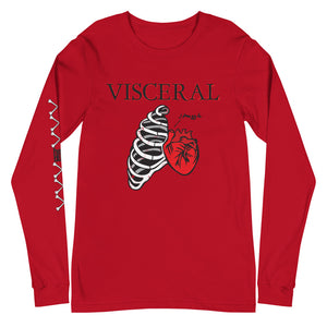 Haphduzn - Visceral - Long Sleeve Tee