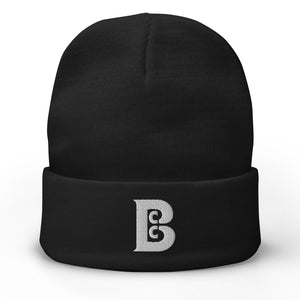 BCC - Embroidered Beanie
