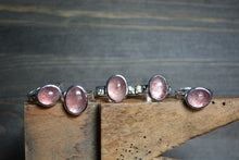 Strawberry Quartz Rings