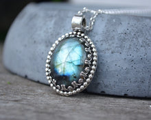 Labradorite Be Free Necklace