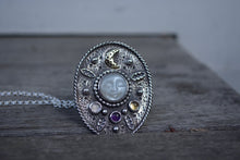 Moonstone Dreamer Necklace