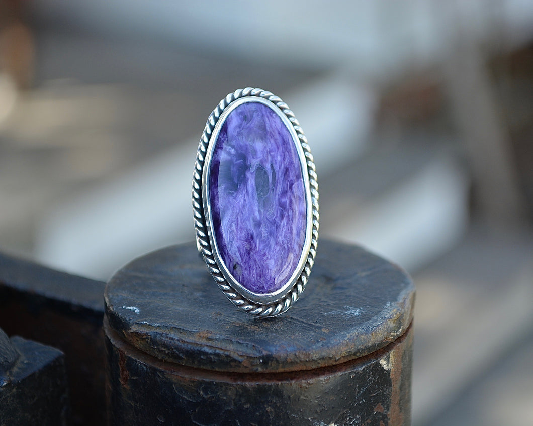 Chariote Ring // Size 6