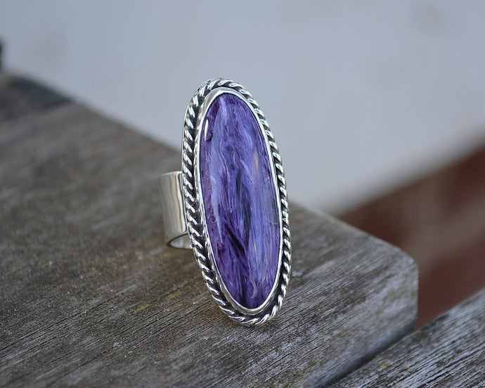 Chariote Ring // Size 8