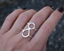 Sterling Silver Goddess Ring