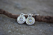 Bullet Dangle Earrings