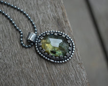 Labradorite Fortress Necklace
