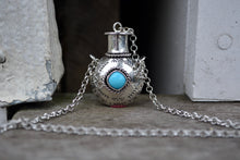 Turquoise Canteen Necklace // #1