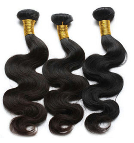 Mahogany Gold| Brazilian | Body Wave |Bundles