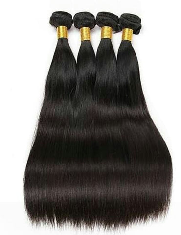 Straight | Gold Brazilian | Mink Extensions |  Bundle Deals