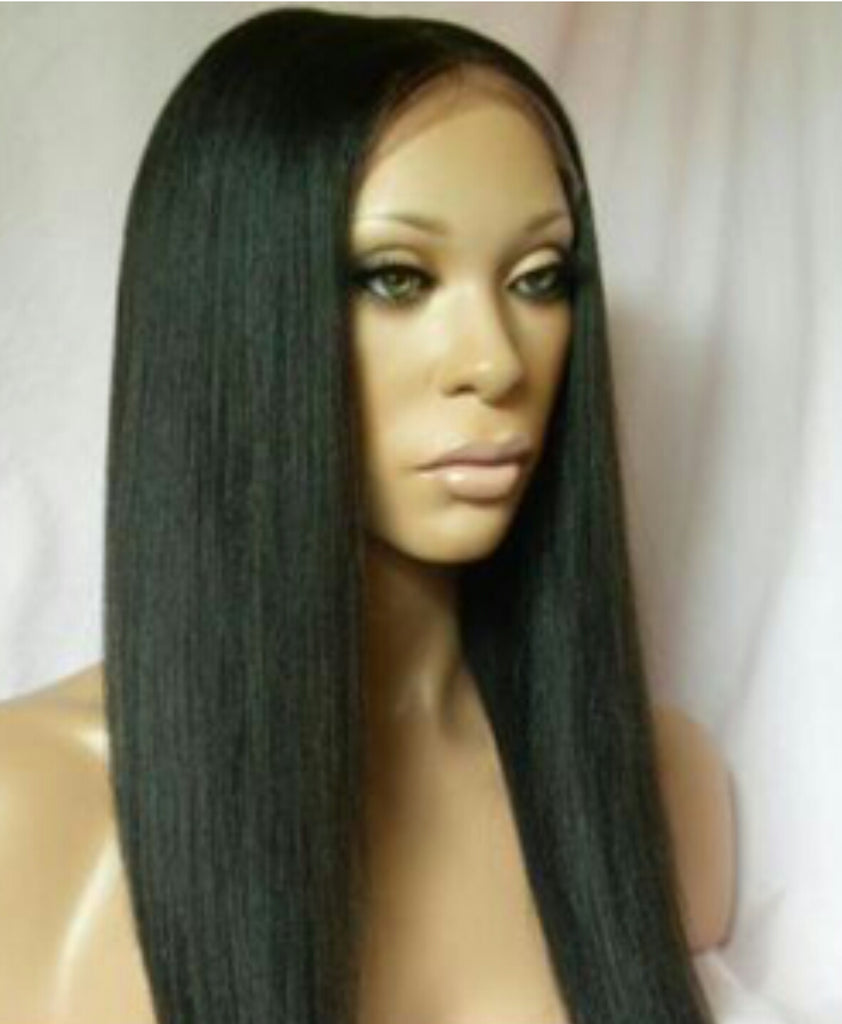 *Toni* 200% Density Lace Front Wig Pre Plucked