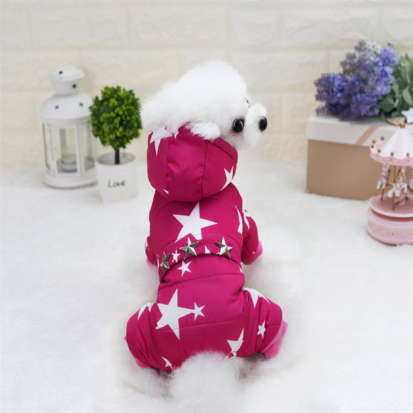 Brooklyn Star Puppy Snowsuit