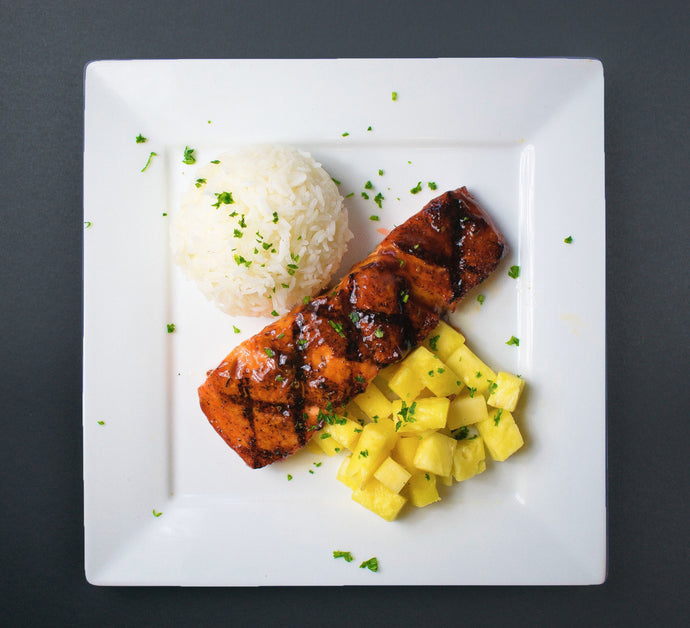Hawaiian Salmon - X-Factor Meals