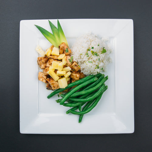 Low Carb Pineapple Chicken - X-Factor Meals
