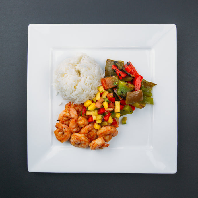 Cajun Shrimp - X-Factor Meals